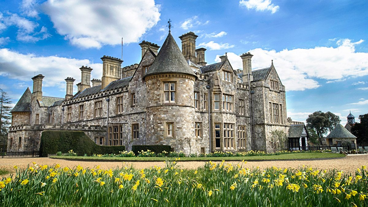 Treasure Houses Of England Explore Ten Of The Most