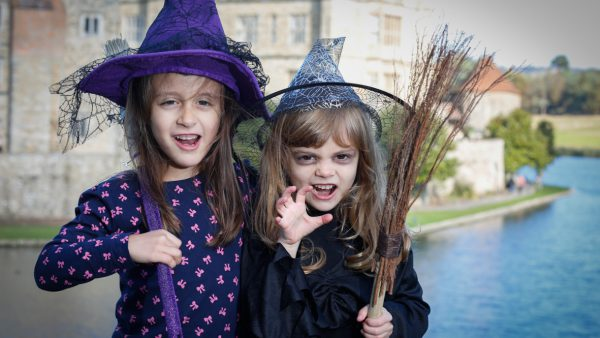 Wacky Witches and Wizards at Leeds Castle