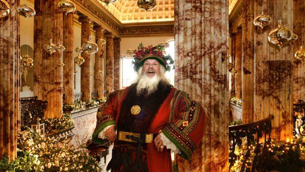 Christmas at Holkham