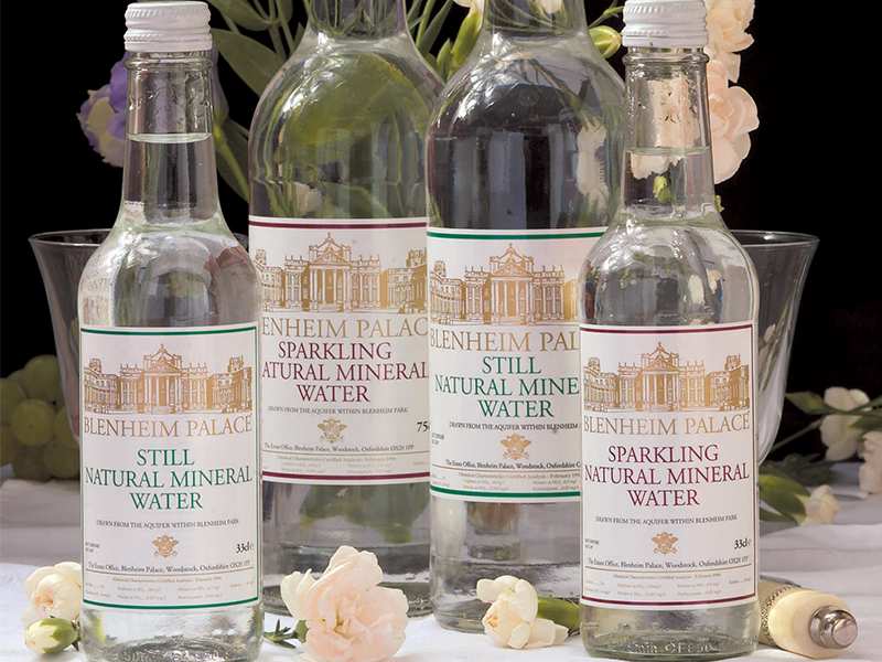 Blenheim Water