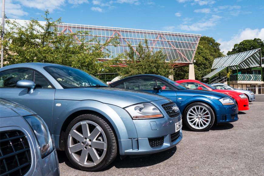 Audis at Beaulieu