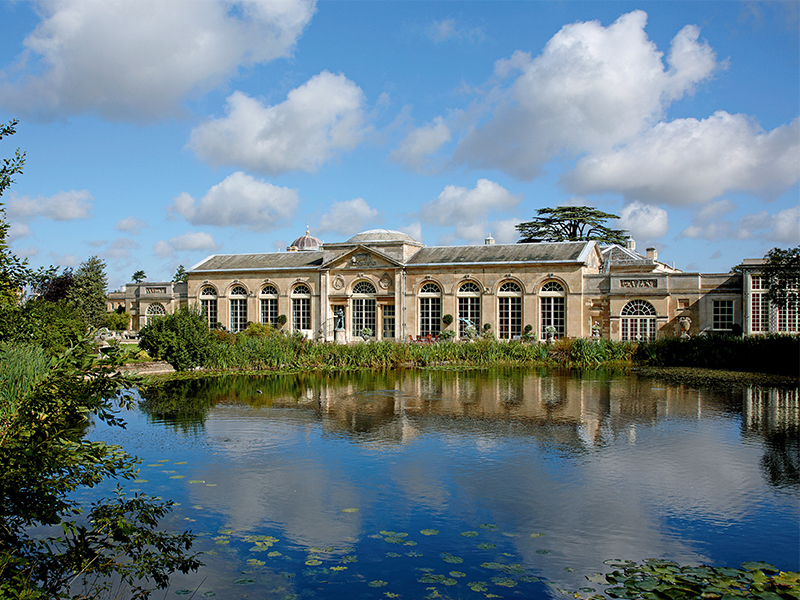 Sculpture Gallery at Woburn Abbey