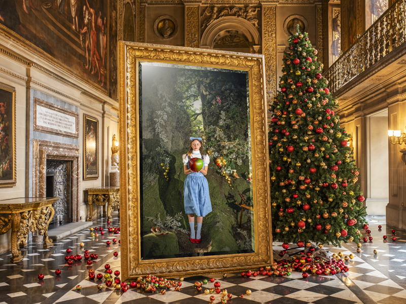 Once Upon A Time At Christmas 2019.Enter A Land Of Make Believe At Chatsworth This Christmas